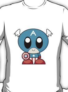 Mini Captain America T-Shirt