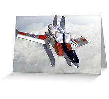 Lazerbeak Greeting Card