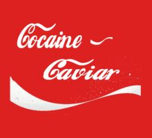 Cocaine and Caviar Cola by NewTeez