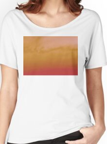 sunset experiment - 3 Women's Relaxed Fit T-Shirt