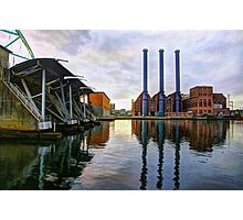 Powering Providence Photographic Print