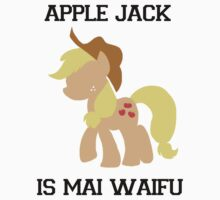 AppleJack is Mai Waifu by Bridie Daniels