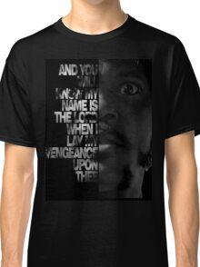 Samuel L Jackson Monologue Classic T-Shirt