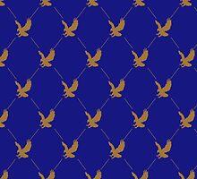 Ravenclaw Hogwarts Harry Potter phone case by anyaquamarine