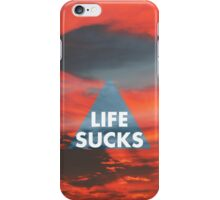 Life Sucks Phone Cover iPhone Case/Skin