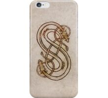 Snakes Of Loki iPhone Case/Skin