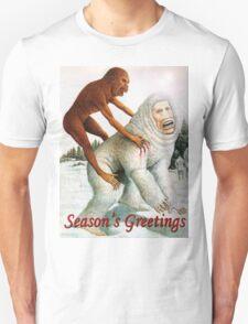 Seasons Greetings T-Shirt