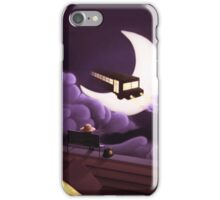 Night passenger iPhone Case/Skin