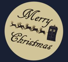 Doctor Who Christmas by Turkey0guz