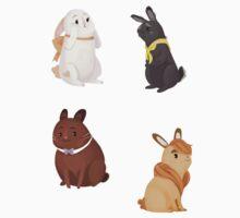 Bunnies by Ennemme