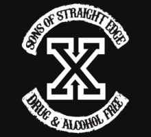 Sons of Straight Edge - X2 by Bucky Sentry