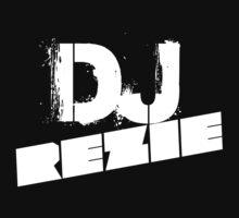 DJ REZIE 13'  by Nathan Rezannah