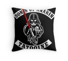 Sons Of Anakin Throw Pillow