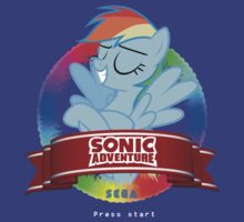 Sonic Rainboom by PinkiexDash