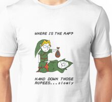 Where is the Map Tingle ? Unisex T-Shirt