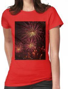 Brisbane's Riverfire Festival Womens Fitted T-Shirt