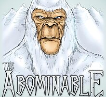 The Abominable Snowman by Luke Kegley
