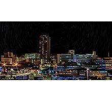 Sheffield Skyline Photographic Print