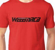 WeeemRCB #1    Black / White www Unisex T-Shirt