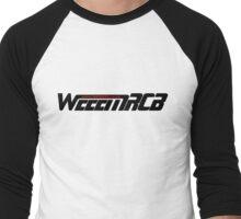 WeeemRCB #1    Black / Red www Men's Baseball ¾ T-Shirt