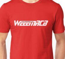 WeeemRCB #1    White / Black www Unisex T-Shirt