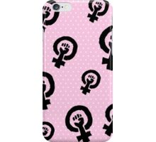 Feminist fist Iphone case iPhone Case/Skin
