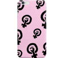 Feminist fist Iphone case iPhone Case/Skin