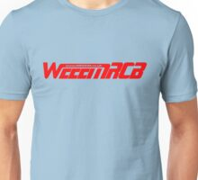 WeeemRCB #1    Red / Trans www Unisex T-Shirt