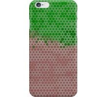 Minimalistic Minecraft Hexagon Pattern iPhone Case/Skin