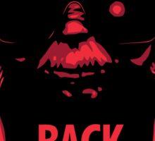 I'll Be Back! Sticker