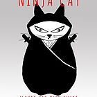 Ninja Cat by Charlene McCoy
