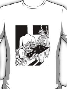 Machine man T-Shirt