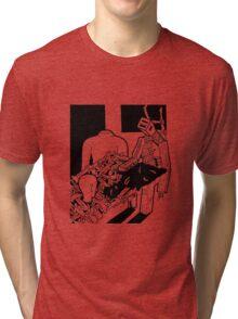 Machine man Tri-blend T-Shirt