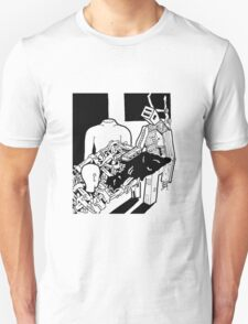 Machine man Unisex T-Shirt