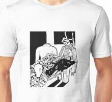 Machine man Unisex T-Shirt