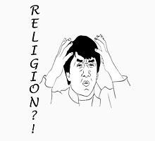Anti-Religion Funny Meme Unisex T-Shirt