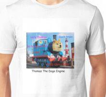 Thomas The Doge Engine Unisex T-Shirt