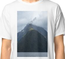 Mitre Peak - Milford Sound  Classic T-Shirt