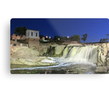 Fall at the Falls Metal Print