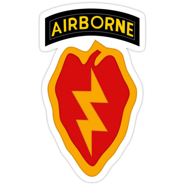 25th Infantry 4th BCT (Airborne) by jcmeyer