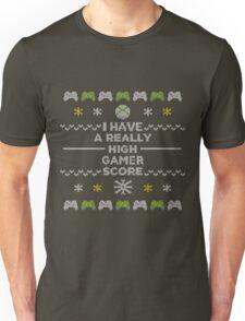 Ugly Gamer Sweater - Xbox Unisex T-Shirt
