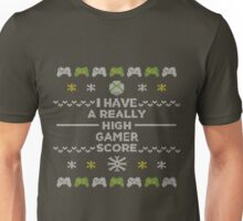Ugly Gamer Sweater - Xbox Unisex T-Shirt