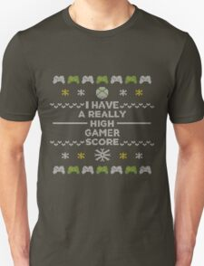 Ugly Gamer Sweater - Xbox T-Shirt