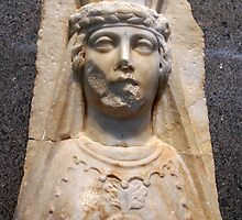 The Bust of Aphrodite by taiche