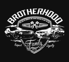 BROTHERHOOD NEVER DIES by awesomegifts