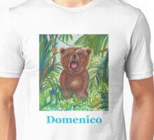 Domenico roaring bear Unisex T-Shirt