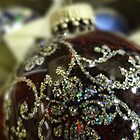 Antique Christmas Ball by vigor
