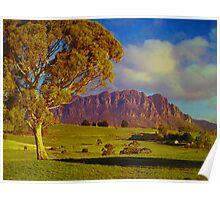 Mt Roland, Tasmania Poster