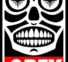 OBEY by pufahl