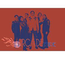 Arcade Fire Photographic Print